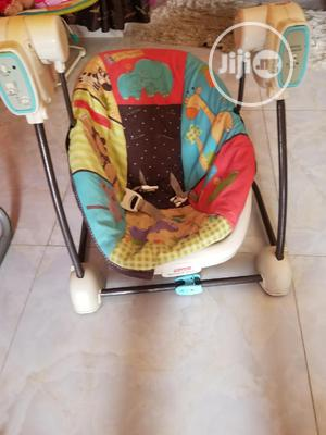 Baby Seat and Swing(US Tokunbo) | Children's Gear & Safety for sale in Lagos State, Ojo