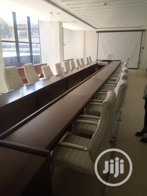 Conference/Seminar Room With Business Lounge for Rent | Event centres, Venues and Workstations for sale in Abuja (FCT) State, Garki 2