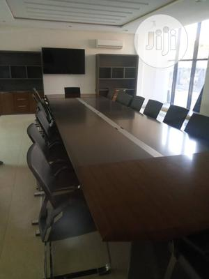 20 Seater Conference Room for Rent | Event centres, Venues and Workstations for sale in Abuja (FCT) State, Garki 2