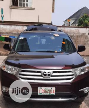 Toyota Highlander 2012 Purple   Cars for sale in Lagos State, Amuwo-Odofin