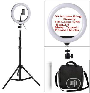 33CM Ring Light With Bag Tripod Professional Makeup Box   Accessories & Supplies for Electronics for sale in Lagos State, Lagos Island (Eko)