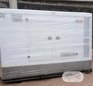 Original Perkins 50 KVA Soundproof Diesel Generator | Electrical Equipment for sale in Lagos State, Ikoyi