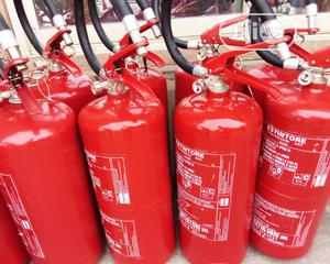 6kg DCP Fire Extinguishers | Safetywear & Equipment for sale in Lagos State, Victoria Island