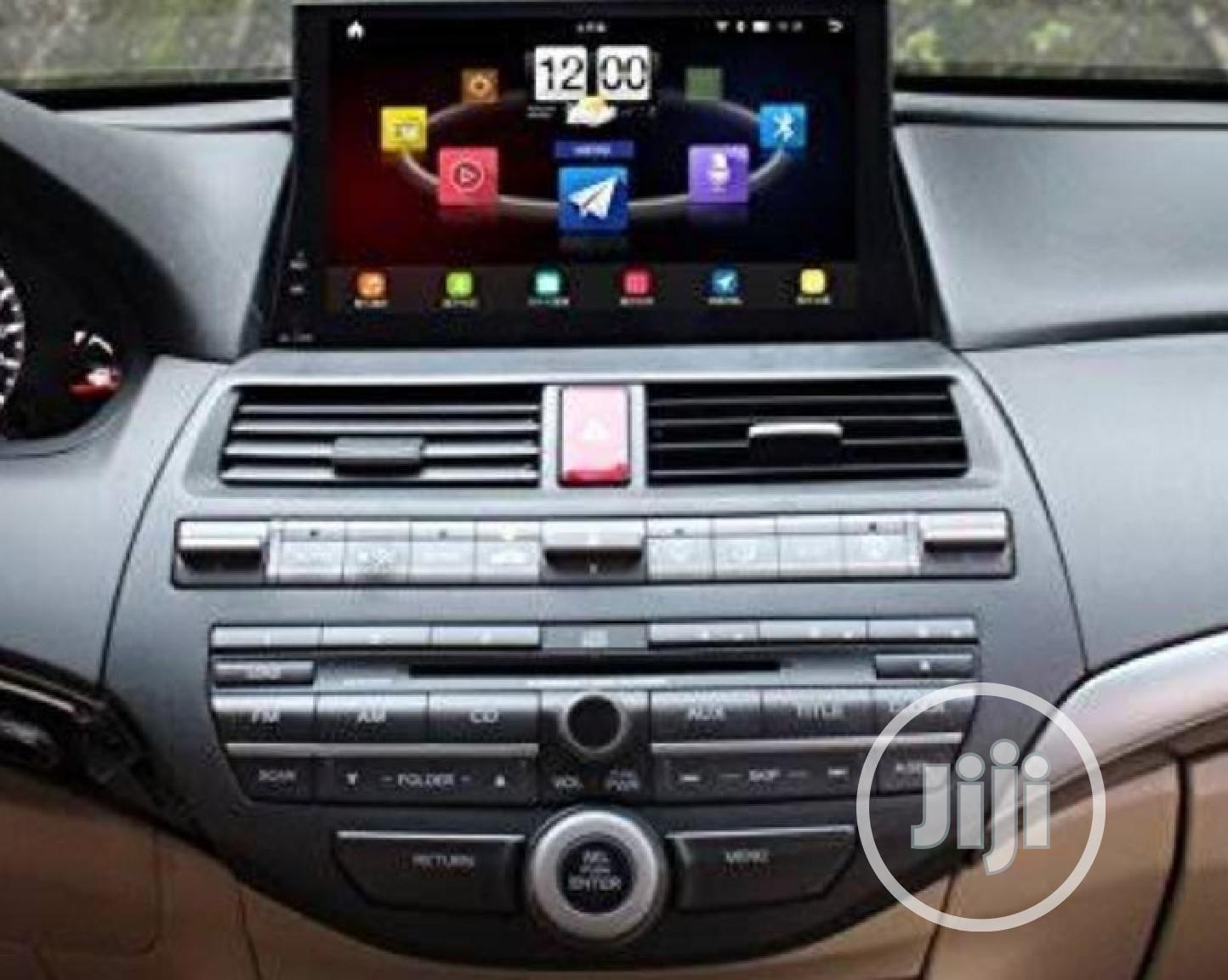 Archive: Honda Accord 2008-2013 Android GPS