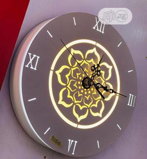 LED Wall Clock | Home Accessories for sale in Lagos State, Ojo