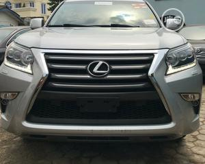 Lexus GX 2015 460 Luxury Silver   Cars for sale in Lagos State, Ogba