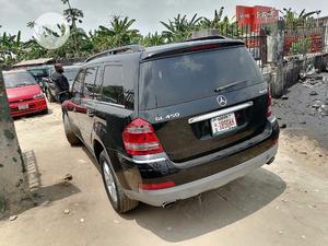Mercedes-Benz GL Class 2007 GL 450 Black | Cars for sale in Akwa Ibom State, Uyo