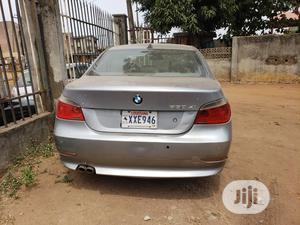 BMW 550i 2005 Gray | Cars for sale in Lagos State, Egbe Idimu