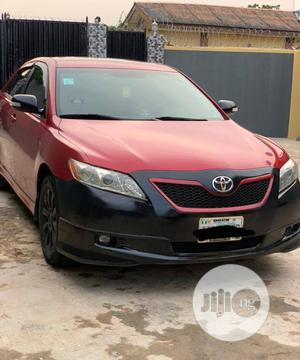 Toyota Camry 2010 Red   Cars for sale in Lagos State, Agege