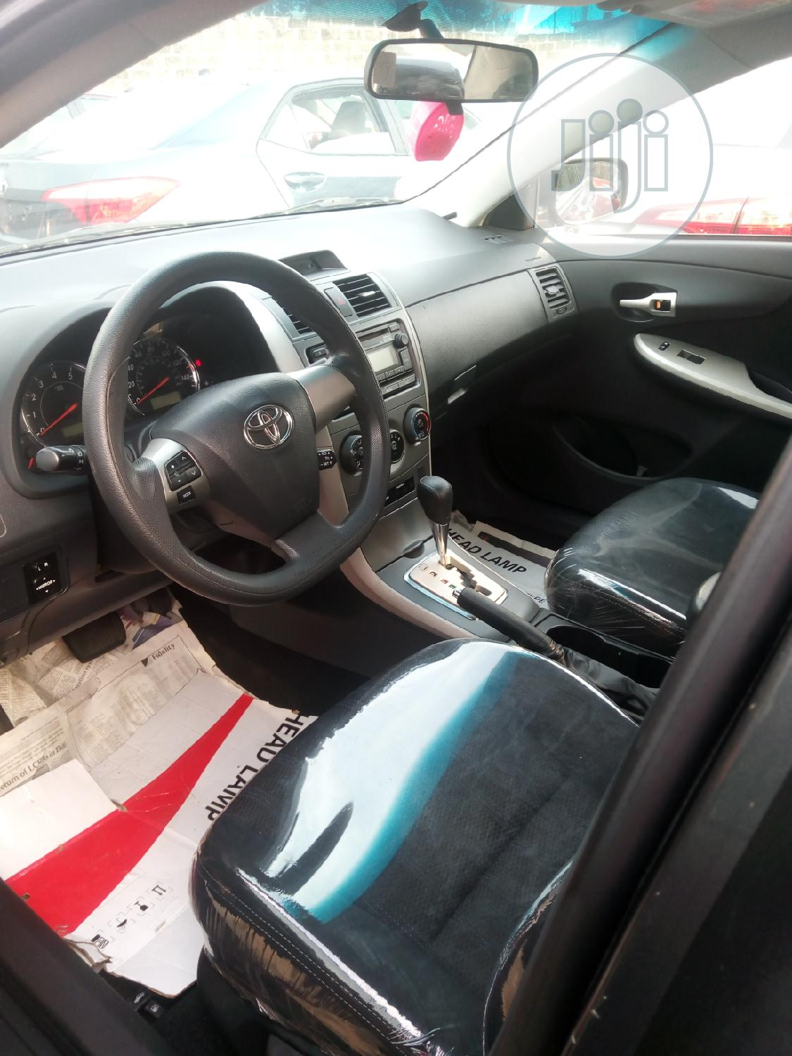 Toyota Corolla 2013 Gray | Cars for sale in Apapa, Lagos State, Nigeria