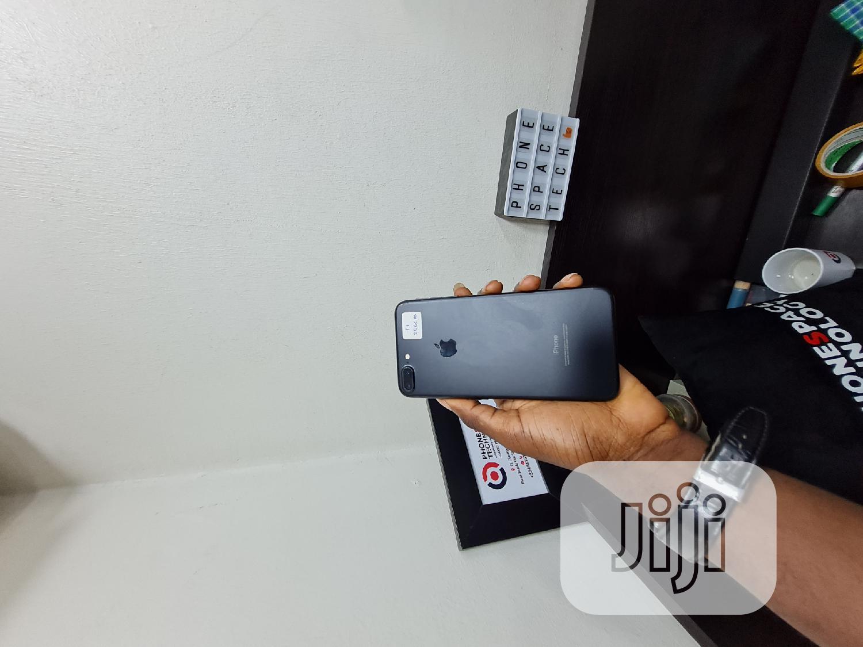 Apple iPhone 7 Plus 256 GB Black   Mobile Phones for sale in Ikeja, Lagos State, Nigeria