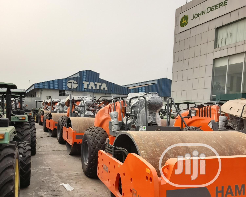 Brand New HAMM Compactor For Sale | Heavy Equipment for sale in Oshodi, Lagos State, Nigeria