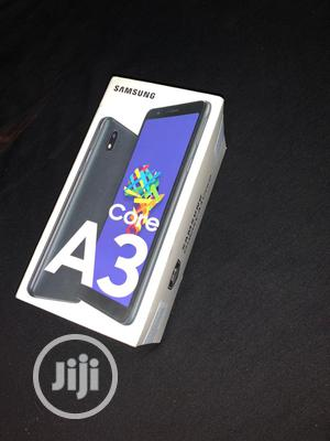 New Samsung Galaxy A3 Core 16GB Black | Mobile Phones for sale in Lagos State, Surulere