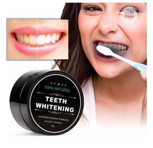 Teeth Whitening Charcoal   Bath & Body for sale in Rivers State, Port-Harcourt