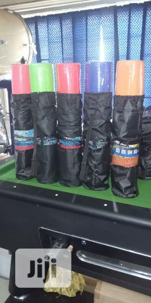Yoga Mat Brand New One   Sports Equipment for sale in Lagos State, Surulere
