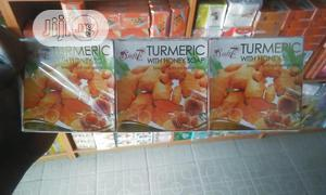 TURMERIC With Honey Soap 6pics   Bath & Body for sale in Lagos State, Ojo