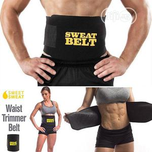 Sweat Belt Waist Trimmer For Men And Women Body Slimmer | Clothing Accessories for sale in Lagos State, Agboyi/Ketu