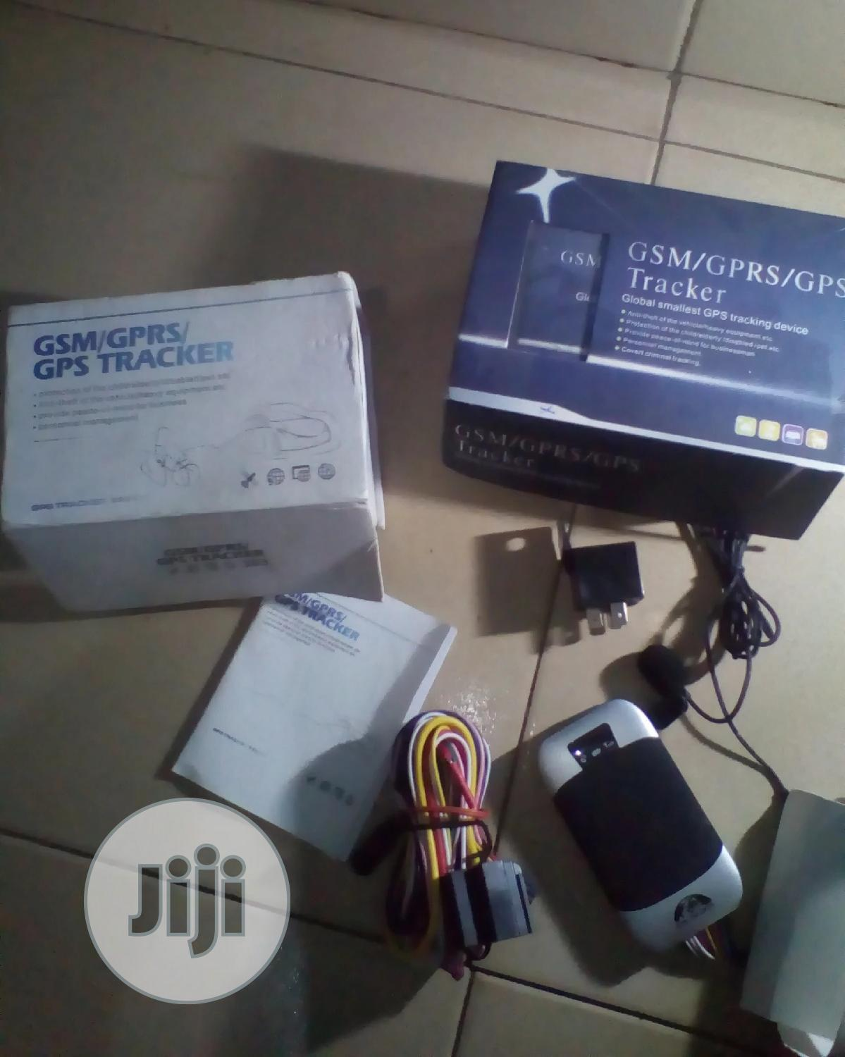 Archive: Gsm/GPRS/GPS Carr Tracker