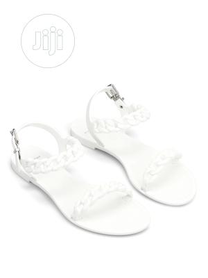 Givenchy Jelly Rubber Sandals   Shoes for sale in Lagos State, Agboyi/Ketu