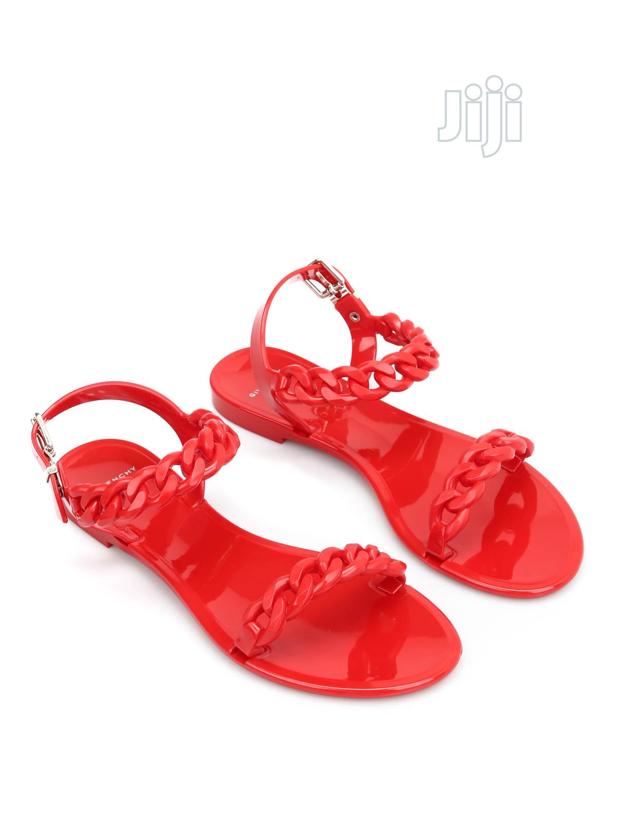 Givenchy Jelly Rubber Sandals   Shoes for sale in Agboyi/Ketu, Lagos State, Nigeria