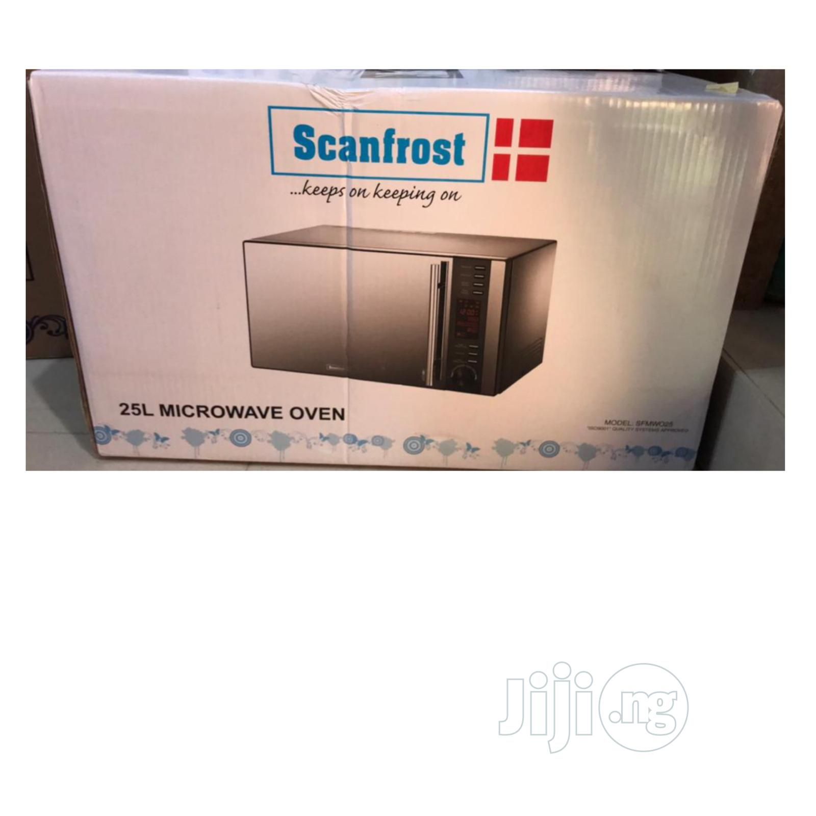 Scanfrost 15l Microwave Oven