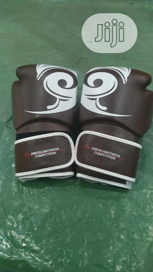 American Fitness Boxing Gloves | Sports Equipment for sale in Lagos State, Surulere