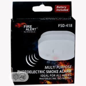Photoelectric Smoke Alarm Detector | Safetywear & Equipment for sale in Lagos State, Ikeja