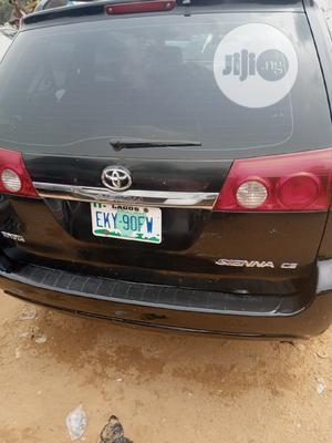 Toyota Sienna 2008 Black   Cars for sale in Lagos State, Amuwo-Odofin