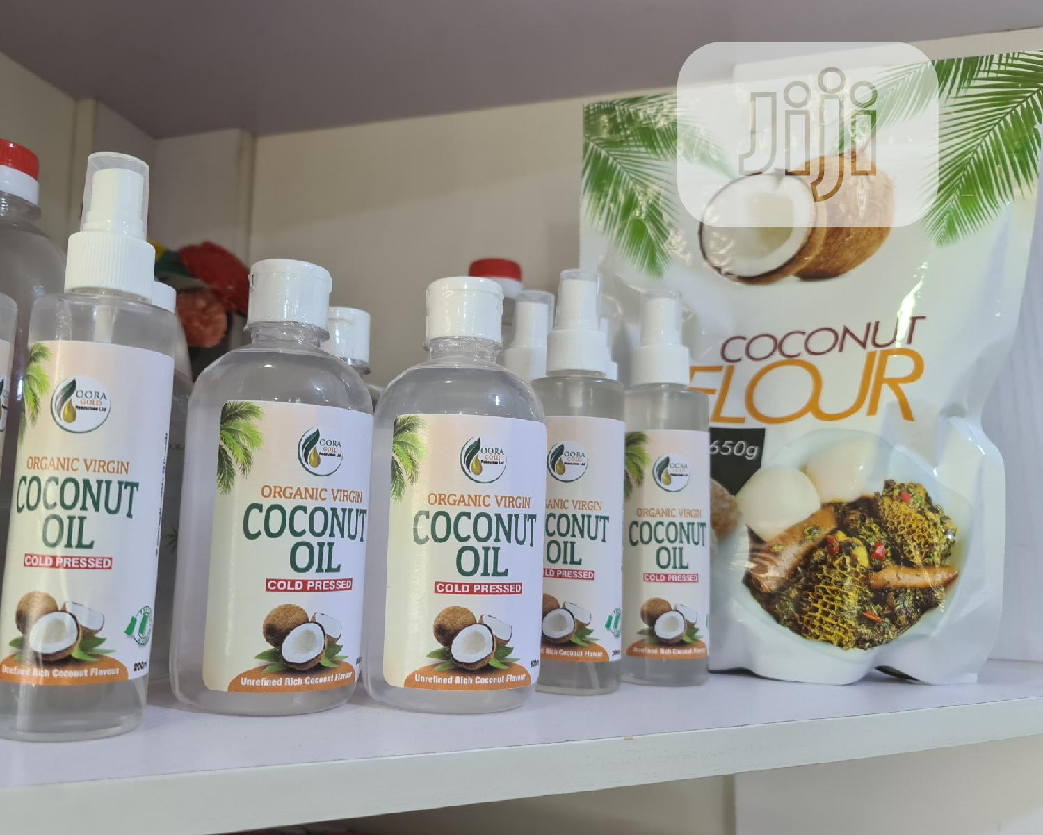 Archive: Oora Gold Coconut Flour 650g