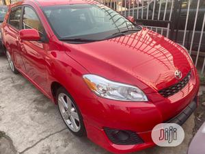 Toyota Matrix 2010 Red | Cars for sale in Lagos State, Ojodu