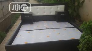 6 By 6 Bed With 2 Bed Side   Furniture for sale in Lagos State, Ikeja