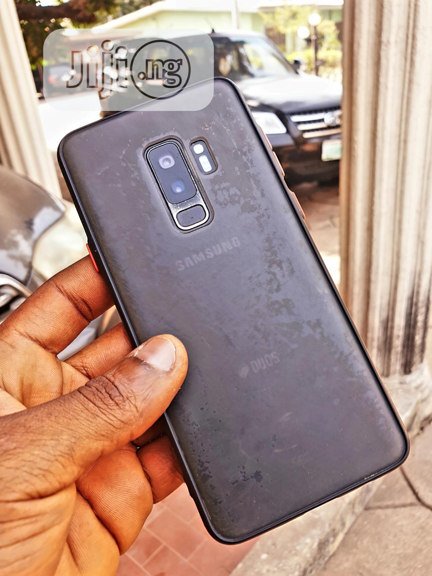 Archive: Samsung Galaxy S9 Plus 64 GB Black