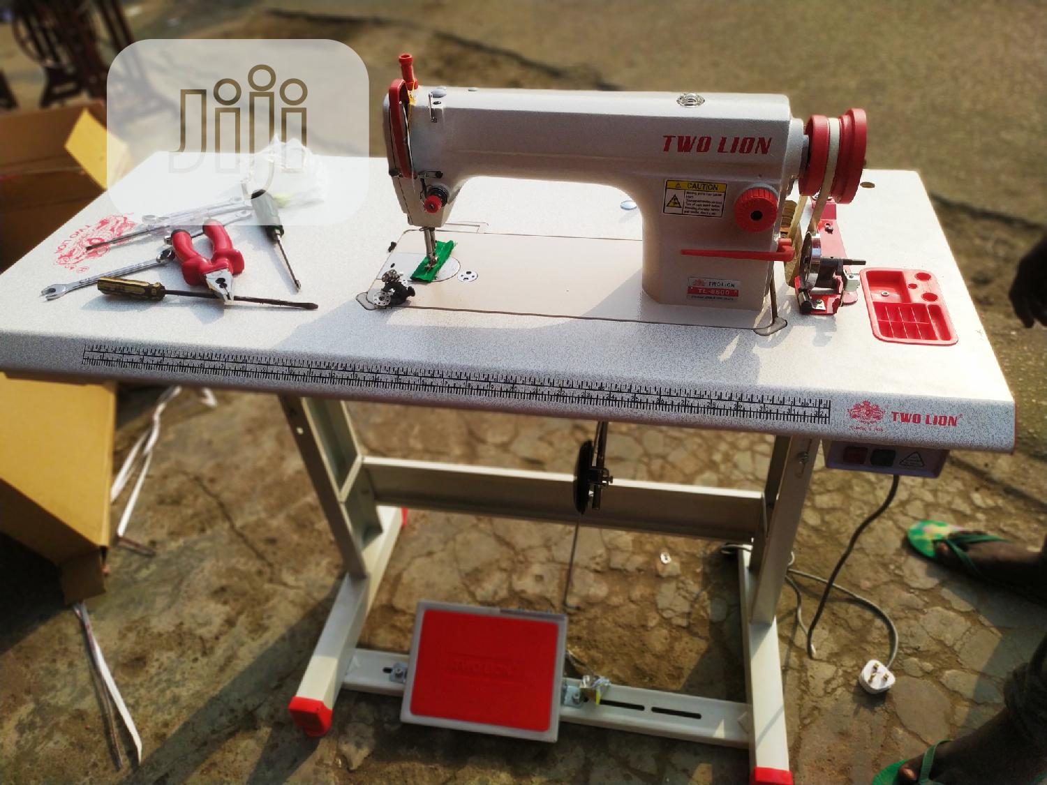 TWOLION Industrial Straight Sewing Machine