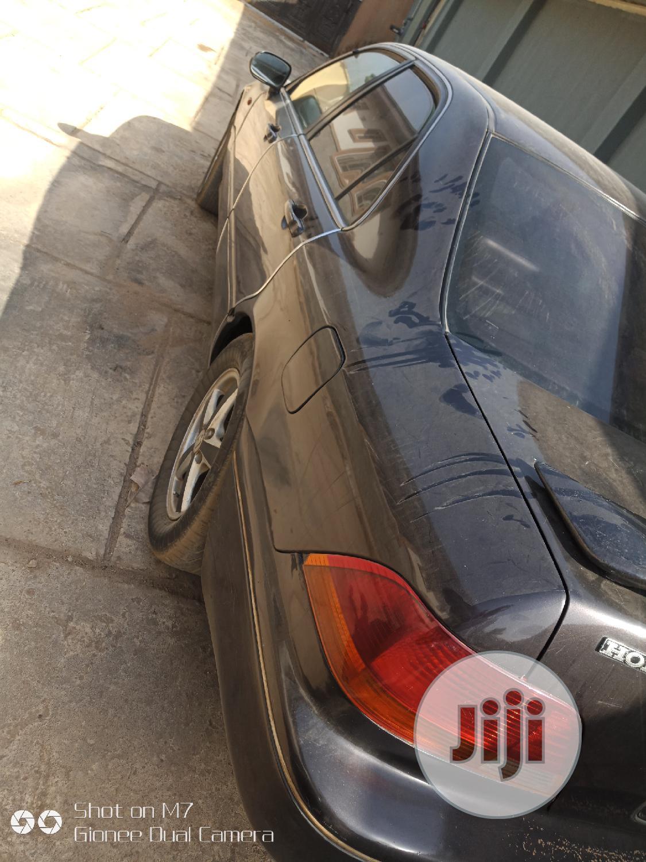 Archive: Honda Legend 1998 3.5i V6 Gray