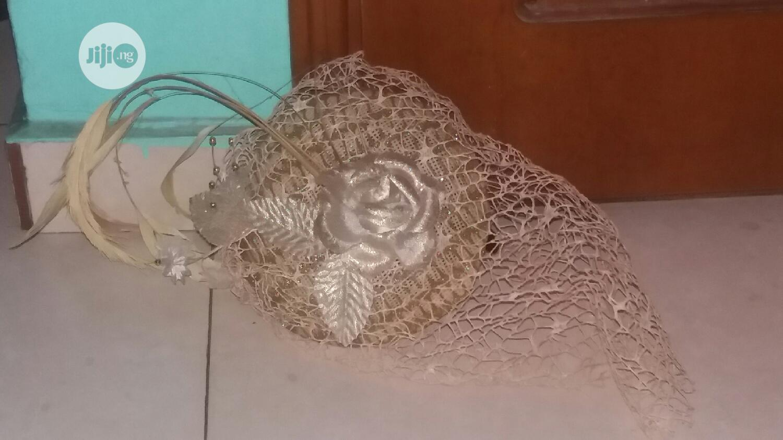 A Fascinator Hat