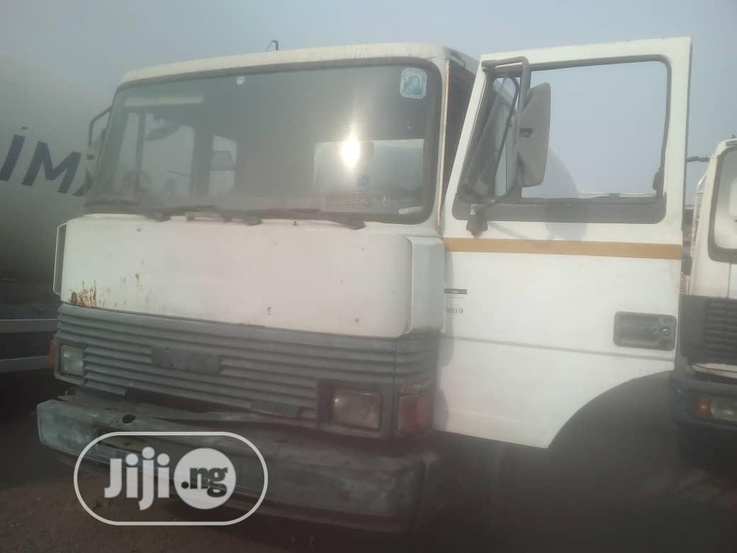 Archive: Gas Truck 5tons