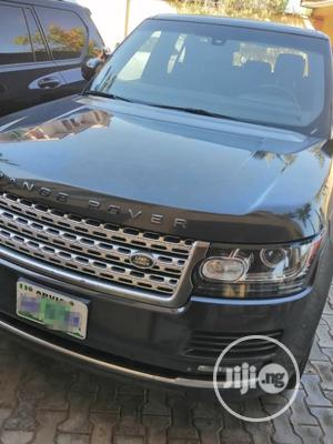 Land Rover Range Rover Vogue 2016 Black | Cars for sale in Abuja (FCT) State, Central Business Dis