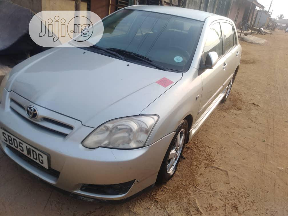 Toyota Corolla 2007 1.4 VVT-i Limousine Silver | Cars for sale in Alimosho, Lagos State, Nigeria