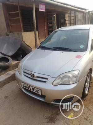 Toyota Corolla 2007 1.4 VVT-i Limousine Silver | Cars for sale in Lagos State, Alimosho