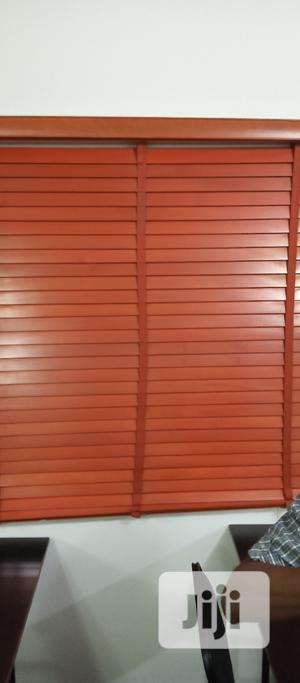 Wooden Blind | Home Accessories for sale in Lagos State, Maryland