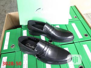 Clarks Luxury Leather Loafers | Shoes for sale in Lagos State, Lagos Island (Eko)