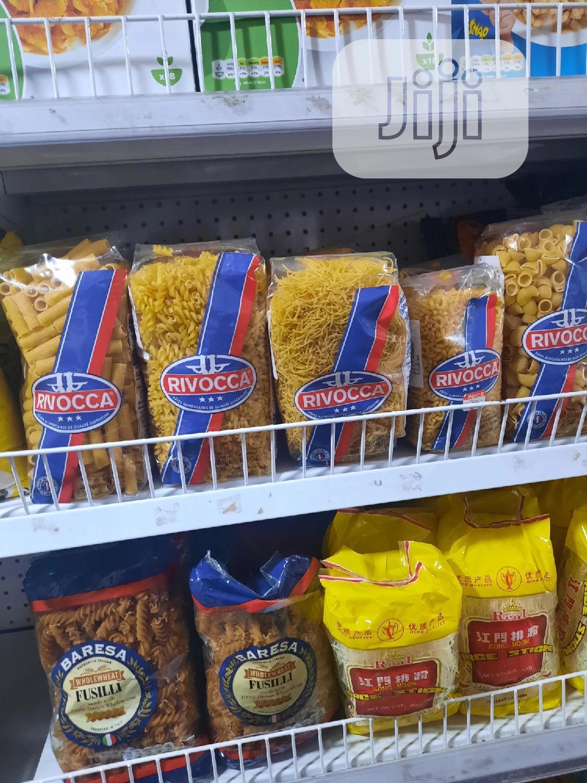 Assorted Rivocca Pasta Spaghetti