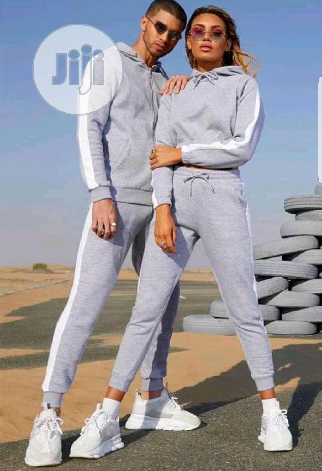 Quality And Complete Set Of Joggers For Couples