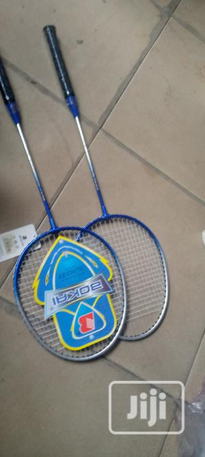 Brand New 2 in 1 Badminton Racket Available   Sports Equipment for sale in Rivers State, Port-Harcourt