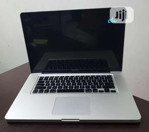 Laptop Apple MacBook Pro 2010 4GB Intel Core I7 HDD 500GB | Laptops & Computers for sale in Lagos State, Ikeja