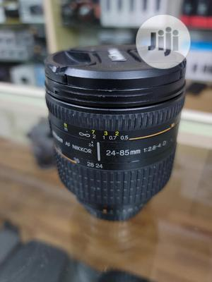 Nikon 24-85mm Lens F2.8 - 4 | Accessories & Supplies for Electronics for sale in Lagos State, Gbagada