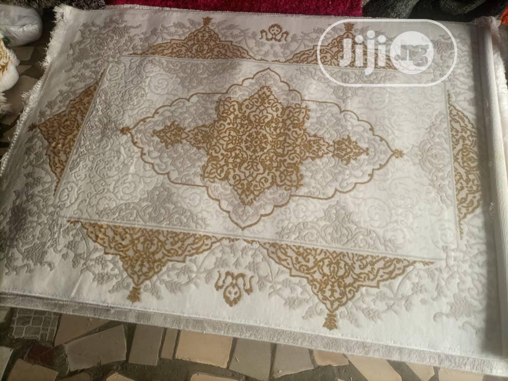 Classic Arabian Acrylic Center Rug