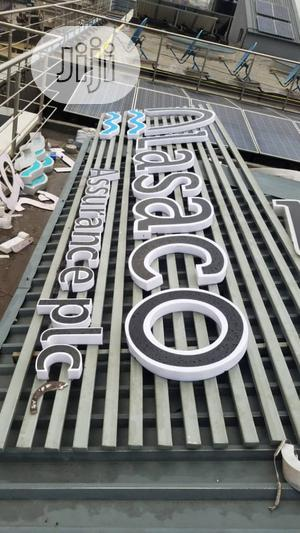 Best 3D Signage Works, Aluminum Cladding | Building & Trades Services for sale in Lagos State, Ikeja