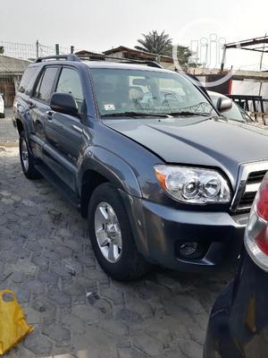 Toyota 4-Runner 2006 SR5 4x4 V6 Gray | Cars for sale in Lagos State, Ajah