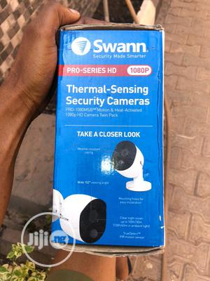 Swann Thermal Sensing Security Cameras | Security & Surveillance for sale in Abuja (FCT) State, Lokogoma